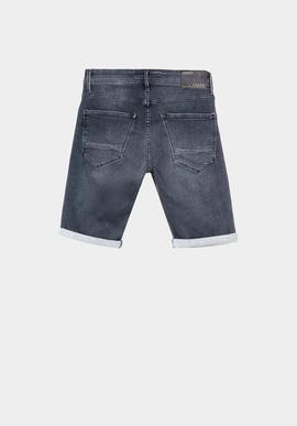 Bermuda Denim Varas/ Grey/Tiffosi
