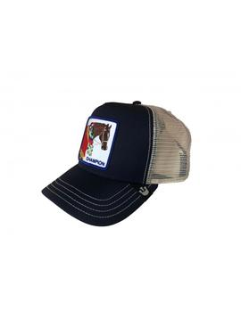 champion cap blue goorin bros