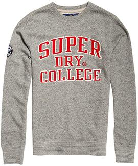 upstate crew sweet grey superdry