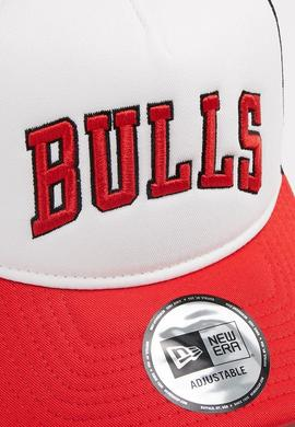 Cap New Era Bulls/ Red_white