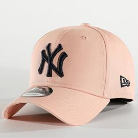 Cap new era essential 9k pink_navy
