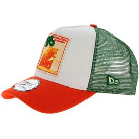 Cap New era California Bear /orange_green