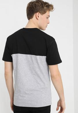 colorblock tee black/athletic vans