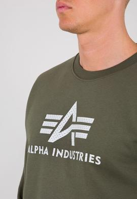 3D logo sweater Alpha Industries