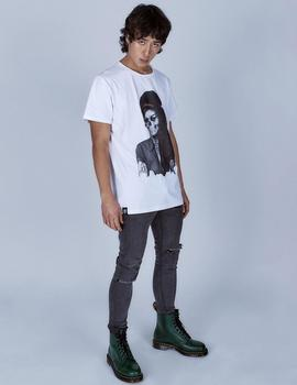 t-shirt amy / white / le crane