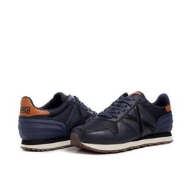 Massana 383/ navy_brown/ Munich