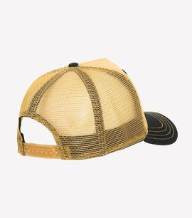 Jaguar cap goorin bross / tan_black