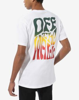 TSHIRT MN WALL SLIDE SS WHITE