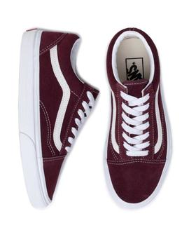 UY Old Skool Port Royale/ True white