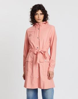 curve jacket rains Rose