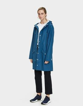 LONG JACKET RAINS / Faded blue