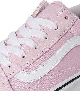 Old Skool Niño  / Suede Canva Rosa / VANS