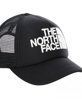 YOUTH LOGO TRUCKER TNF BLACK NORTH FACE