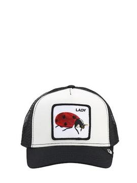 Gorra Lady Bug white_black Goorin