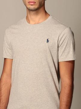 SHORT SLEEVE T-SHIRT GREY RALPH LAUREN