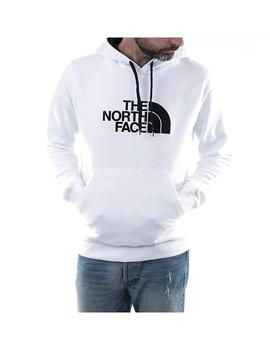 SUDADERA CAPUCHA WHITE THE NORTH FACE