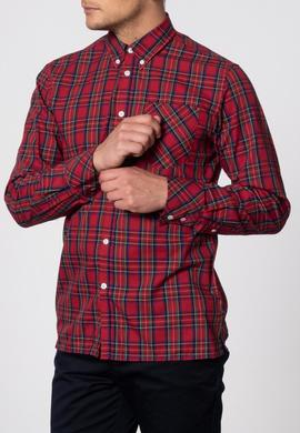 MERC NEDDY SHIRT / Red