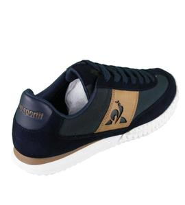 ZAPATILLA VELOCE WAXY DARK NAVY_BROWN LE COQ