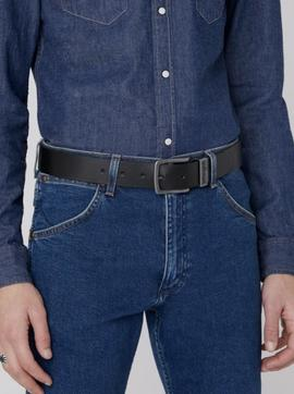 Belt Metal loop black / Wrangler