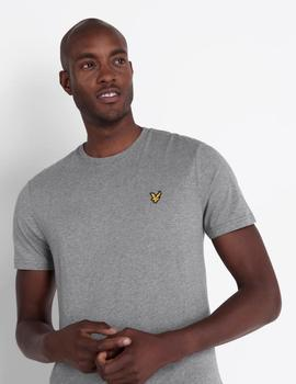 T-shirt / Grey357/ Lyle-Scott