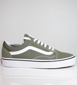ZAPATILLA OLD SKOOL VERDE (GRAPE LEAF) VANS