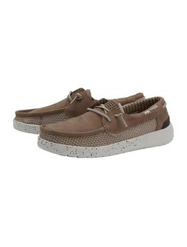 NÁUTICO HEY DUDE WELSH GRIP BEIGE