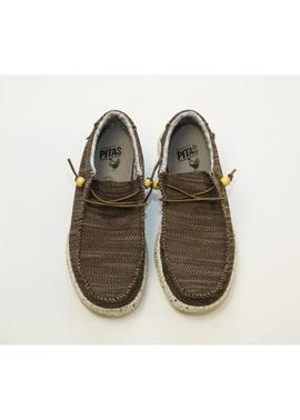 PITAS WALLABI KNITTED TAUPE