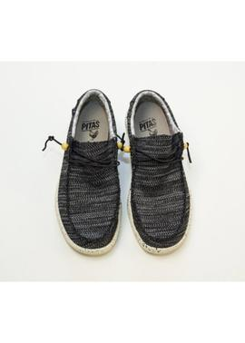 PITAS WALLABI KNITTED NEGRO