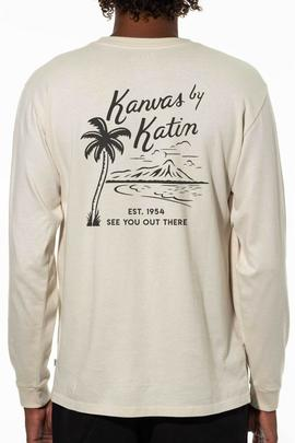 KATIN CAMISETA BEACHSIDE BEIGE