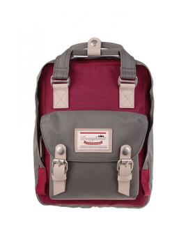 Mochila mini / Wine-grey/ Doughnut