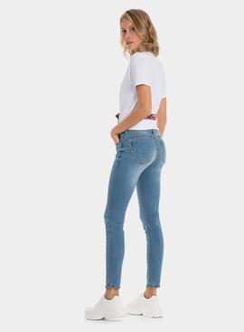 Vaqueros Jeans Light Push Up Tiffosi para Mujer