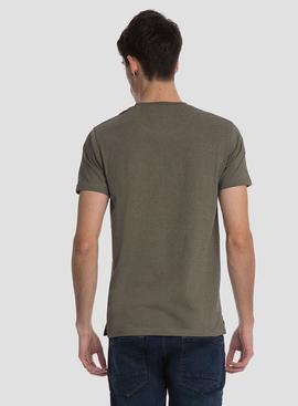 Camiseta Kingston Tiffosi Verde para Hombre