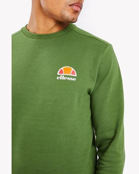 Sudadera Anguilla Ellesse Verde para Hombre