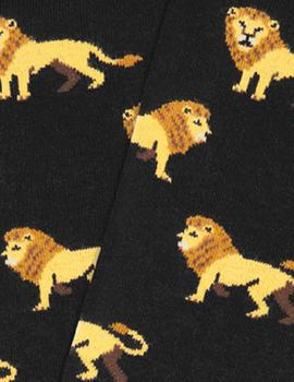 Calcetines Lions Black Jimmy Lion para Mujer