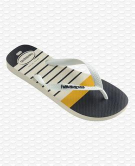 Havaianas Top Nautical White Unisex