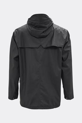 Chaqueta Breaker Coat Black RAINS Unisex