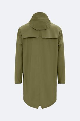 Chubasquero Long Jacket Sage RAINS Unisex