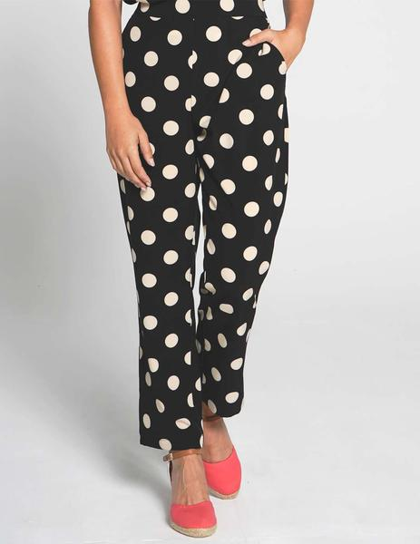 ed0d4b15f Pantalón Pijama de Lunares El Flamenco para Mujer