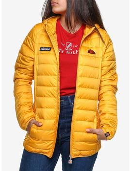 Paded Jacket Lompard Yellow Ellesse
