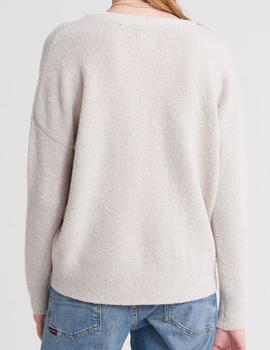 Jersey Isabella Slouch Pico Arena Superdry para Mujer