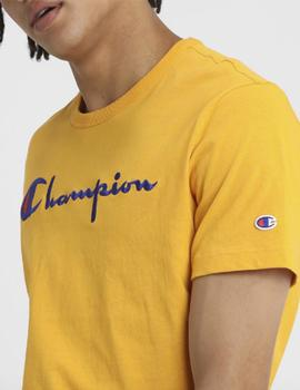 Camiseta  Yellow Gold Champion para Hombre
