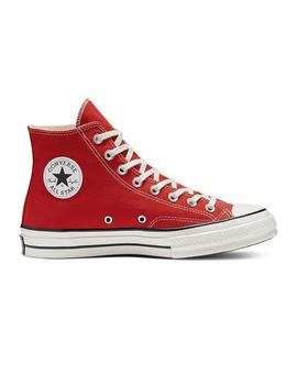 Chuck 70 Vintage Canvas High Top Rojo Converse Unisex