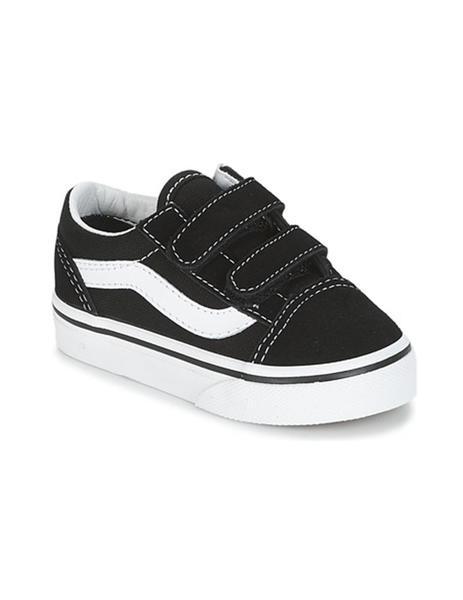 zapatillas niña vans velcro