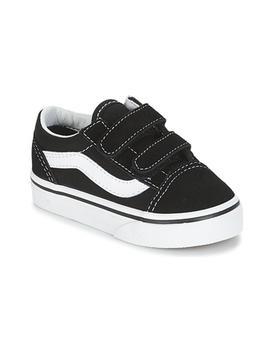 modo Enumerar Separación  Zapatillas Vans Old Skool Black para Bebes