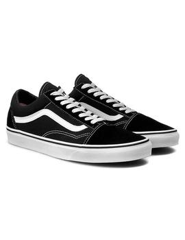 Zapatillas Vans Old Skool Black Unisex