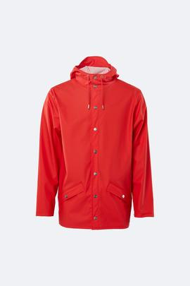 Jacket/RED/Rojo/RAINS