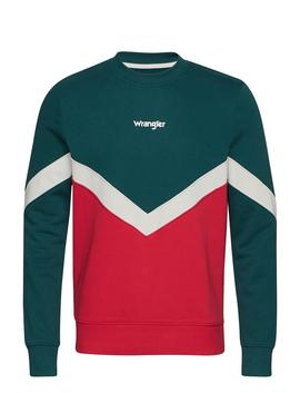 Sweat Crimson/ Gren_red_white/ Wrangler
