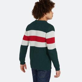 Jersey Chunky/ Green_red/ Wrangler