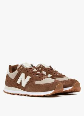 Zapatillas/574SNM/Brown/NewBalance