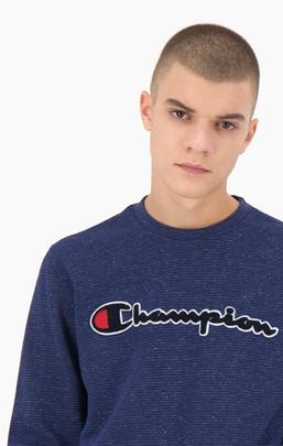 Sudadera/ Blue Denim/ Champion